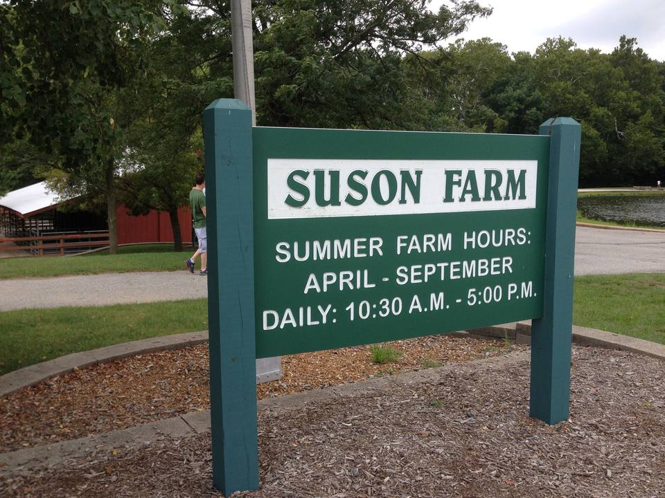 Suson Farm Sign