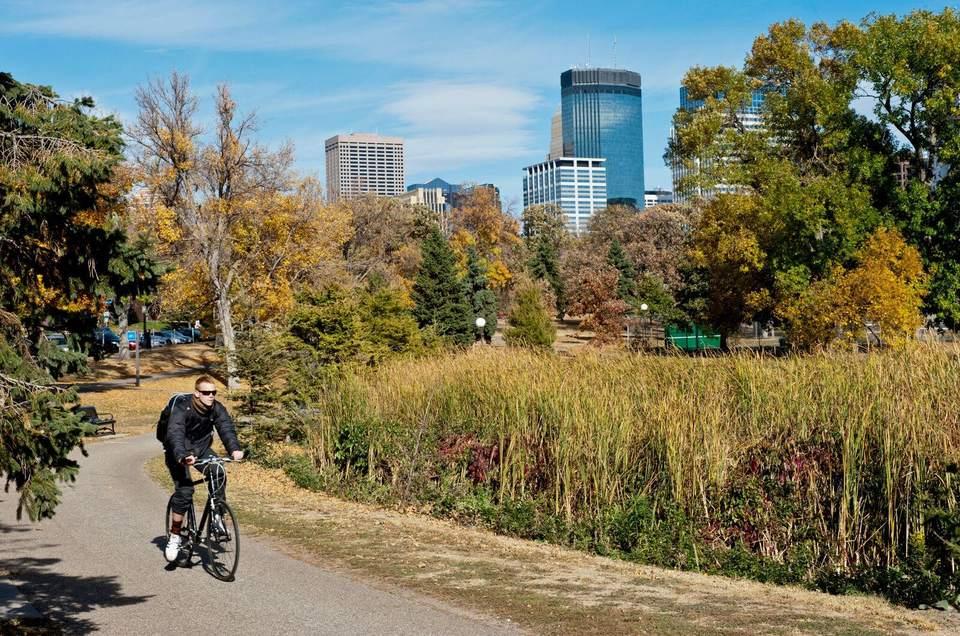 Loring Park Minneapolis, Minnesota