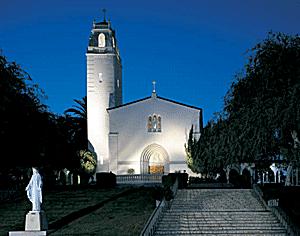 Mary Chapel at MSMC