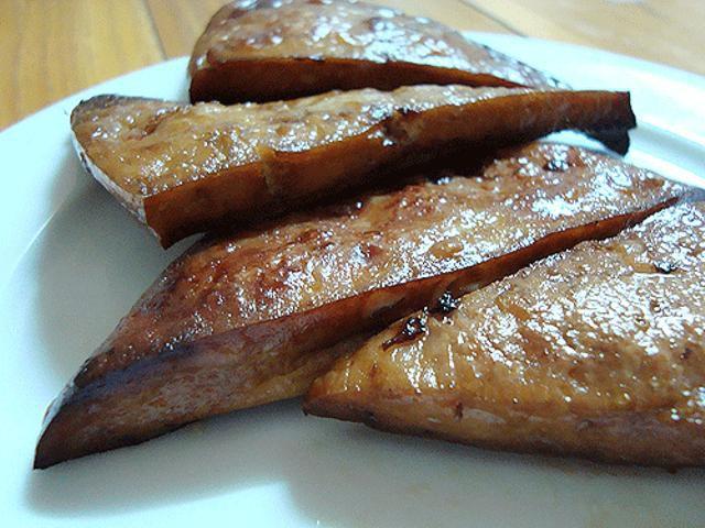 Asian-inspired sesame ginger baked tofu