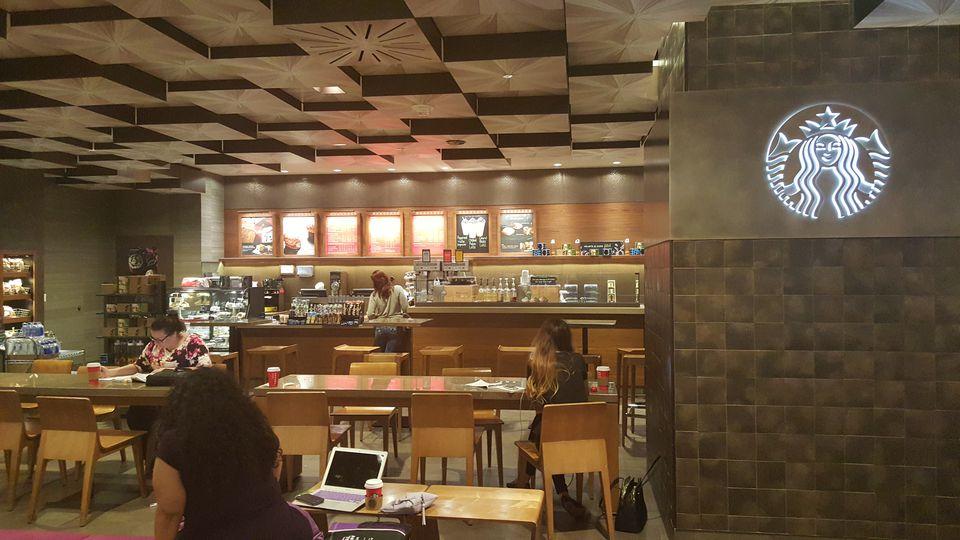 Starbucks at Aria Las Vegas