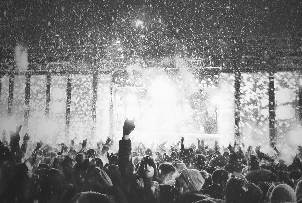 Montreal events by month: January 2017