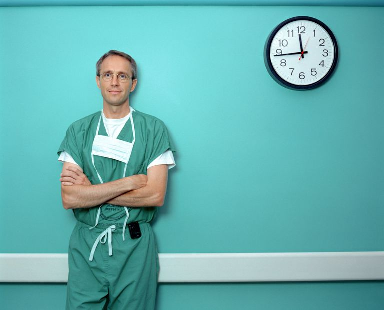 healthcare-clock