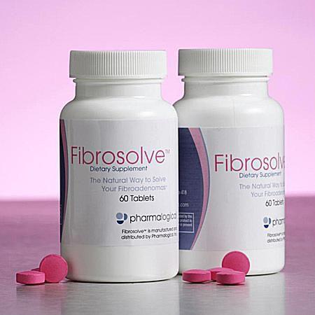 Fibrosolve Pharmalogical Dietary Supplement