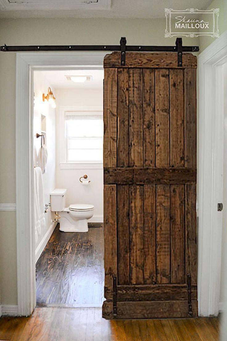 Bathroom remodel ideas that pay off for Bathroom door ideas for small spaces