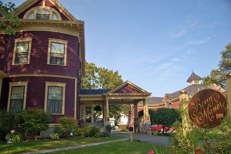 Berry Manor Inn Maine