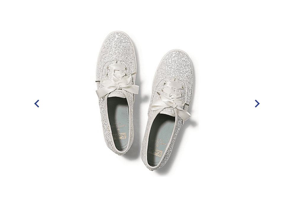 keds bridal sneakers
