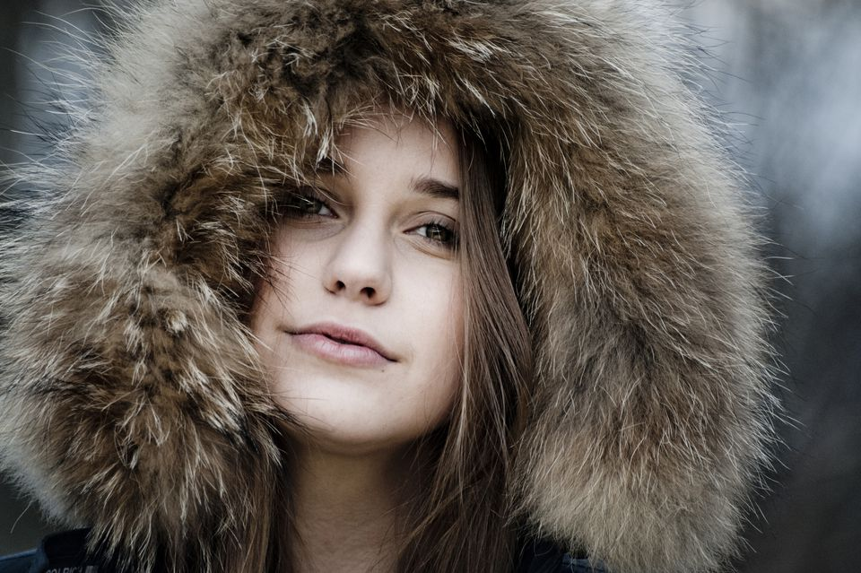 Care of fur hat