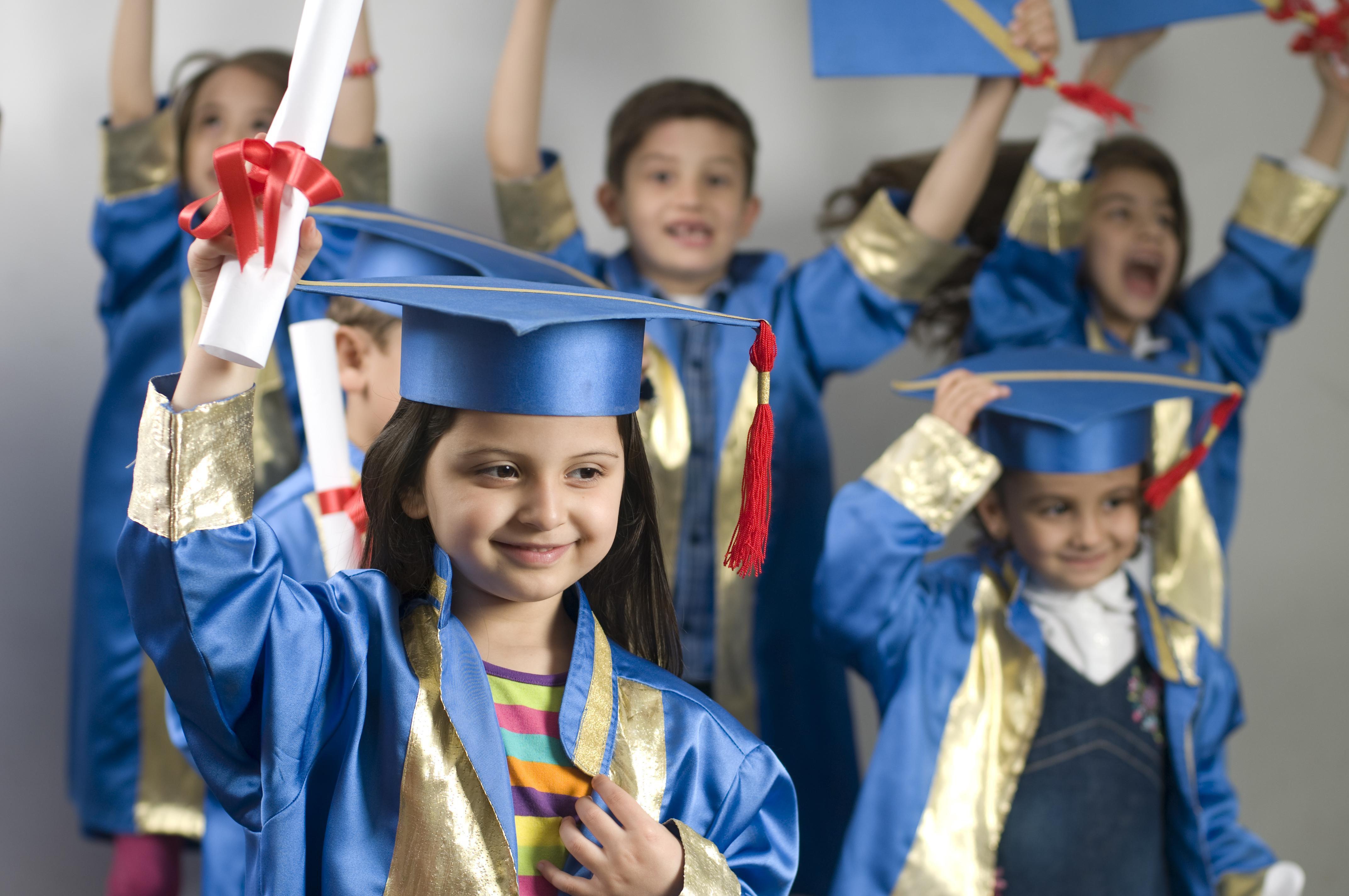 Фото детям на выпускной
