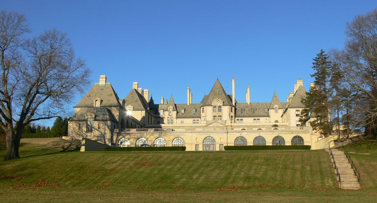 Oheka Castle on Long Island, New York