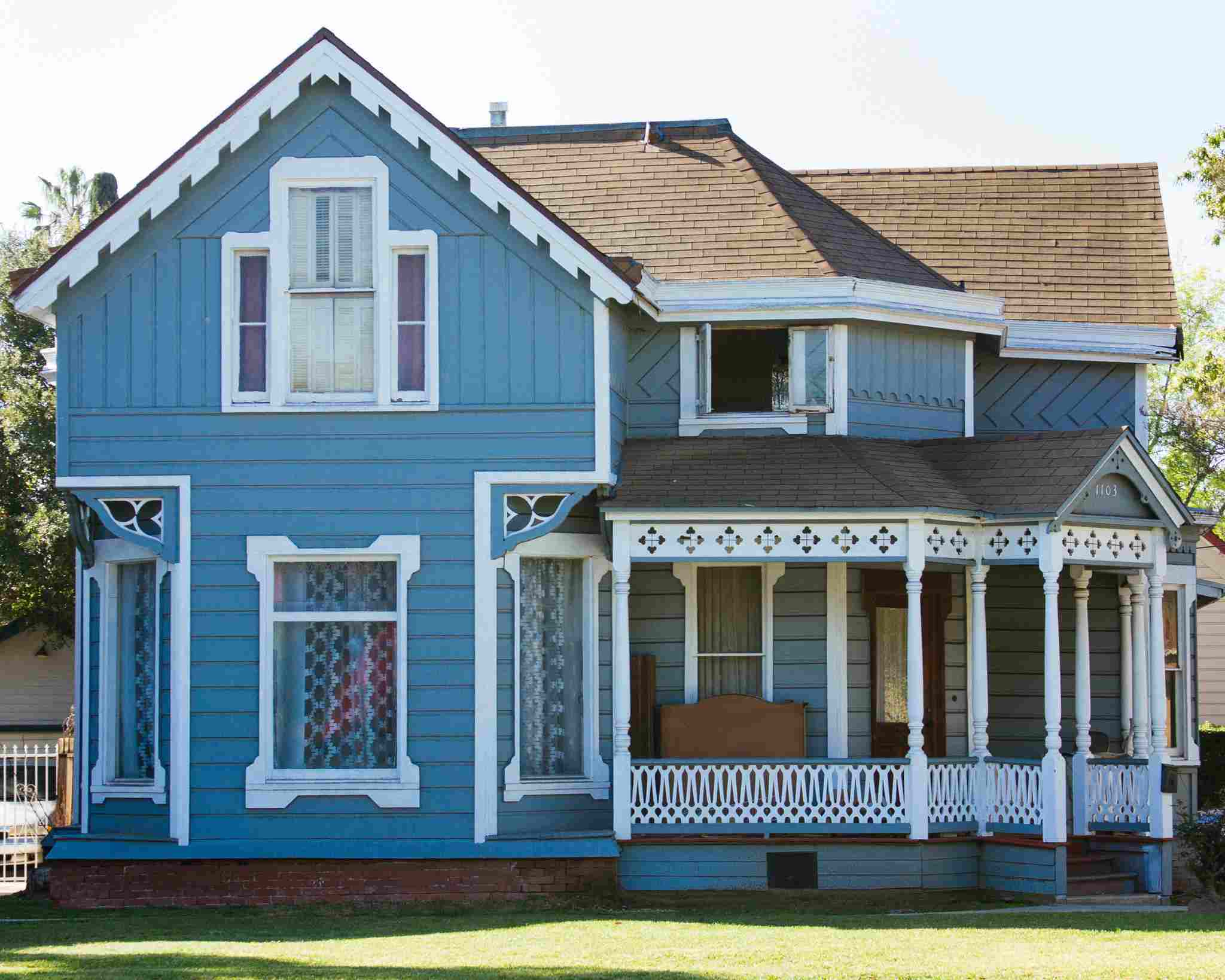 Houses of Blue s to Inspire your Next Paint Job