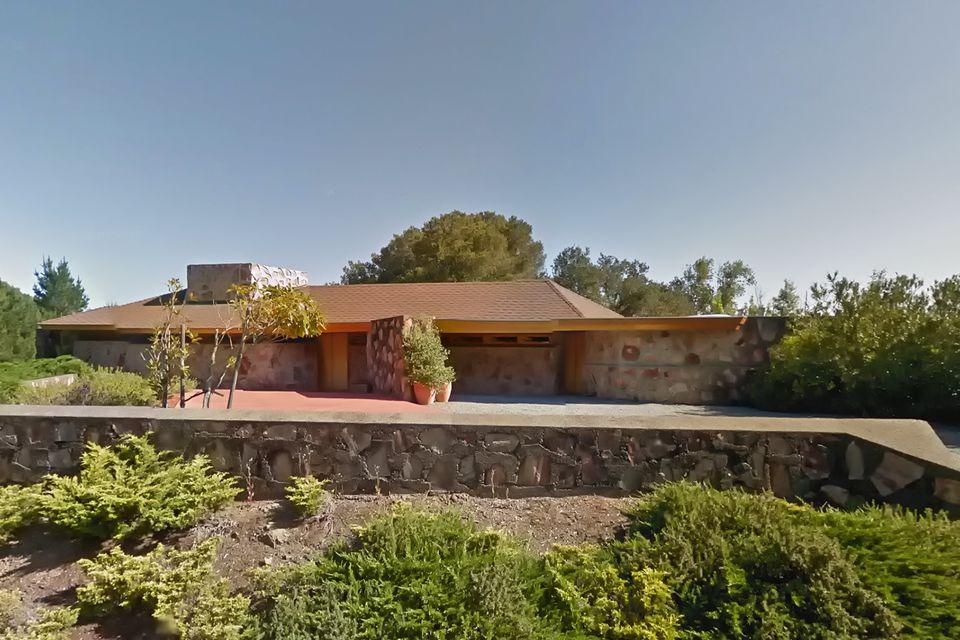 Berger House, San Anselmo