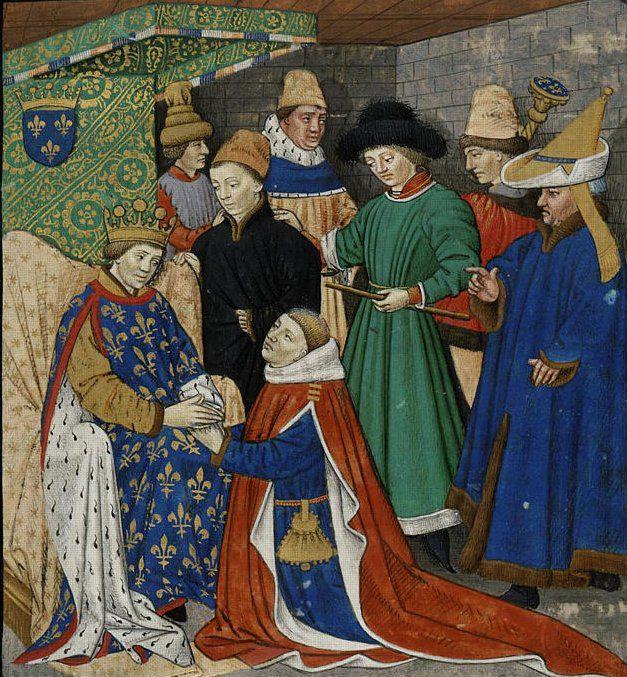 Homage to King Rene