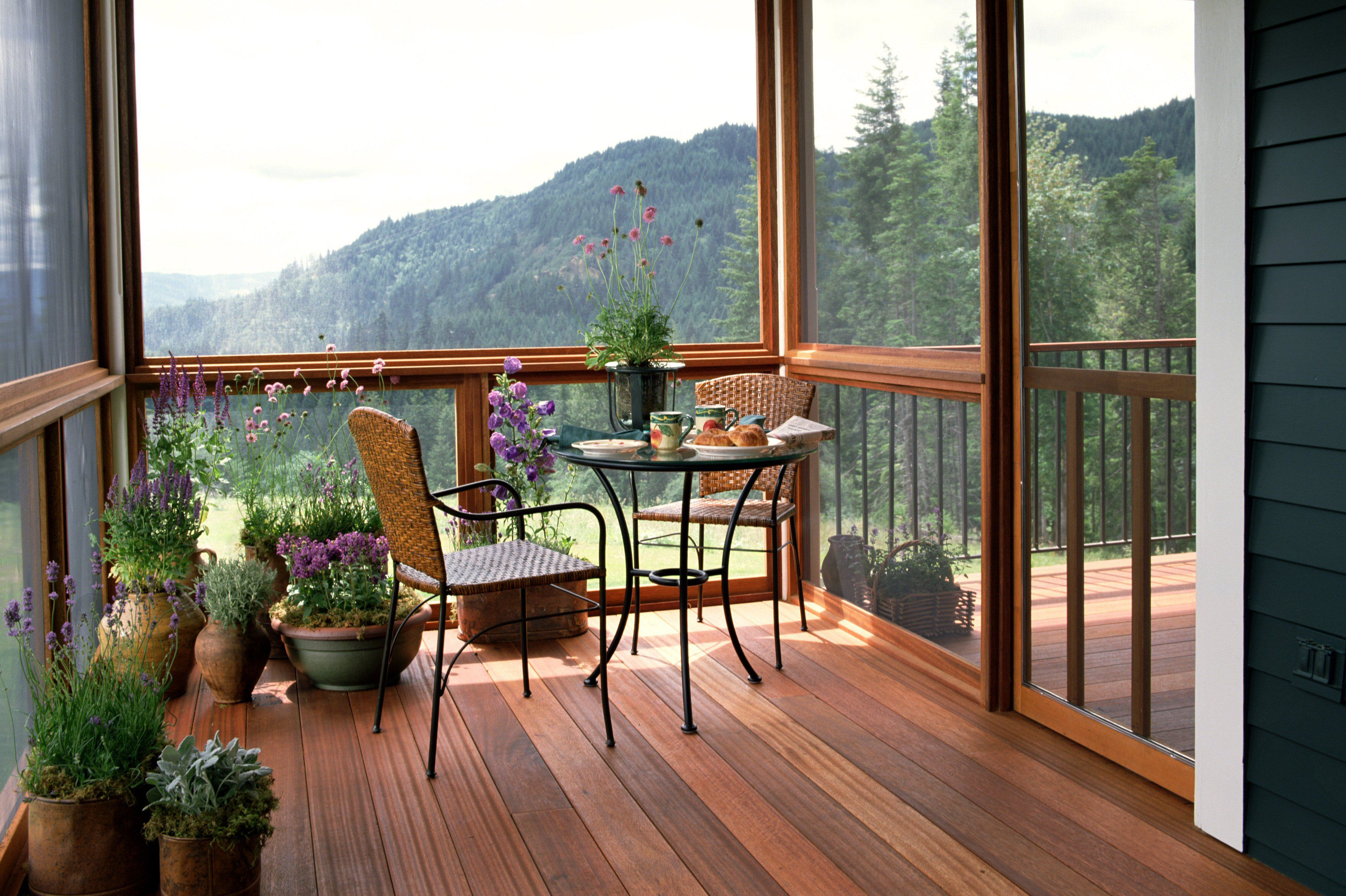 The Best Woods for Decks and Porches