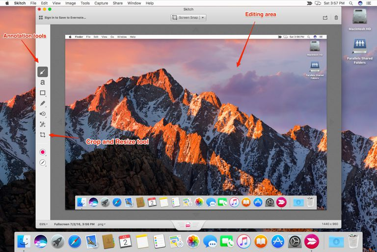 Skitch screen capture app a must have for your mac skitch screen capture and markup app ccuart Gallery