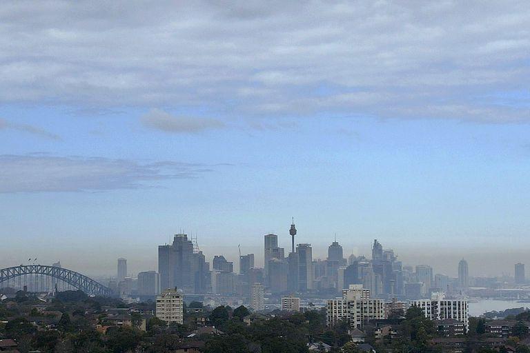 Sydney Haze