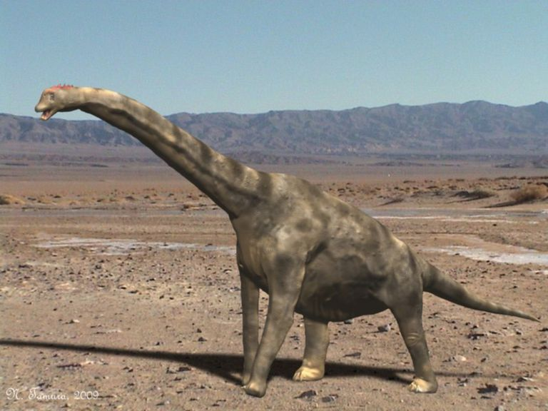 I got Brachiosaurus. What Kind of Dinosaur Are You?