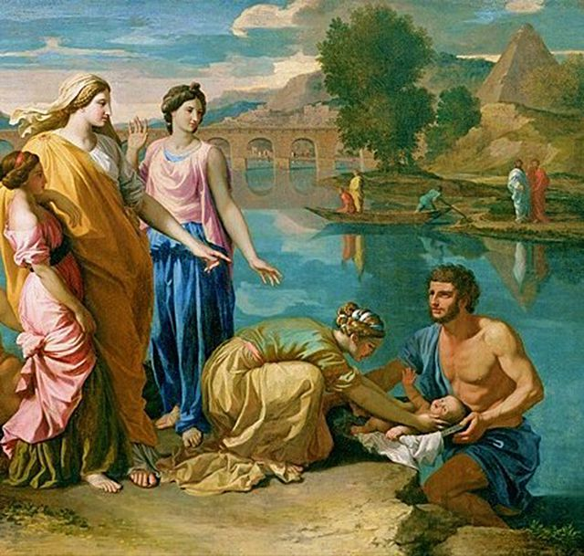 Birth of Moses