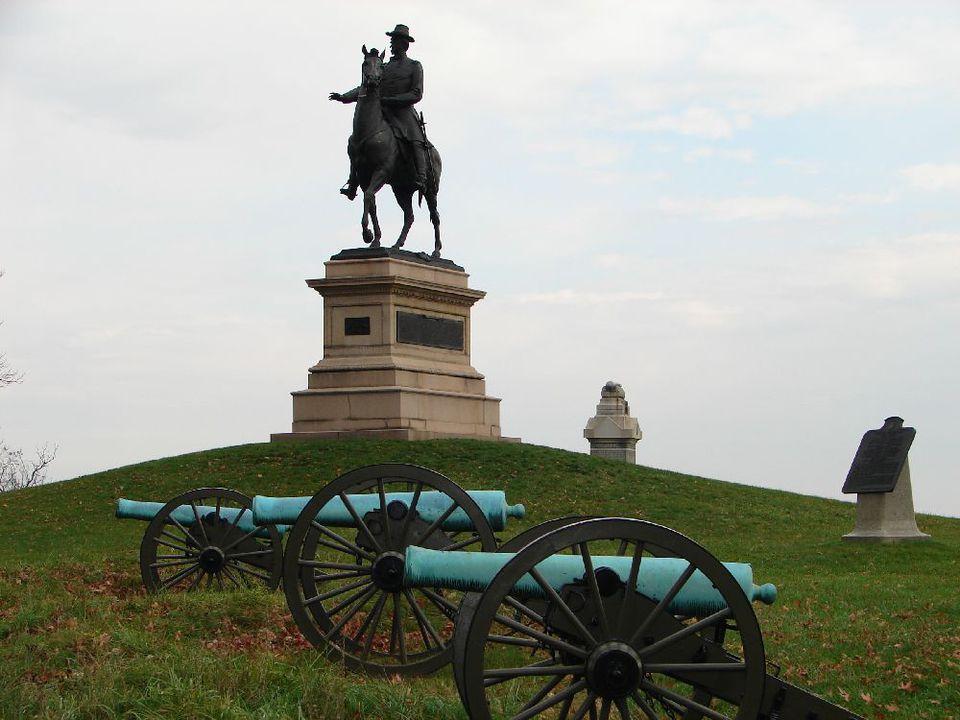Gettysburg A Visitors Guide To Gettysburg Pa