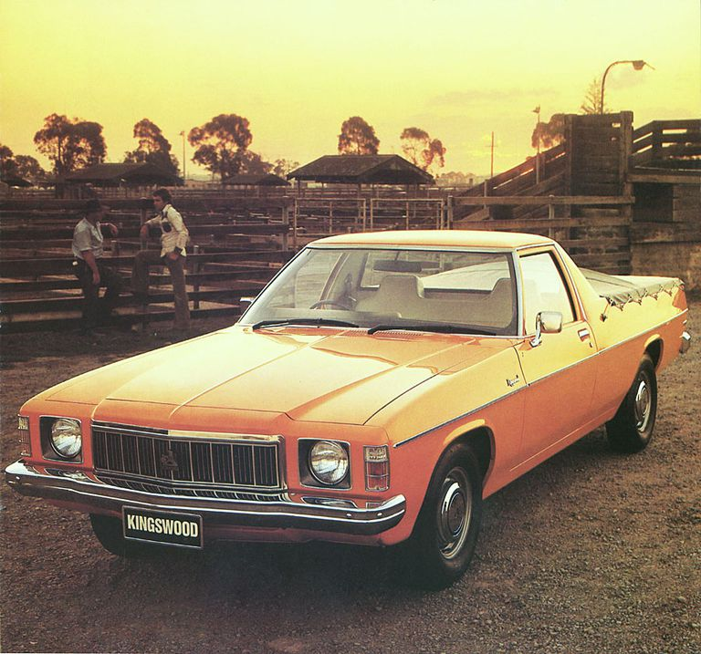 Historical Photos Of Holden Utes
