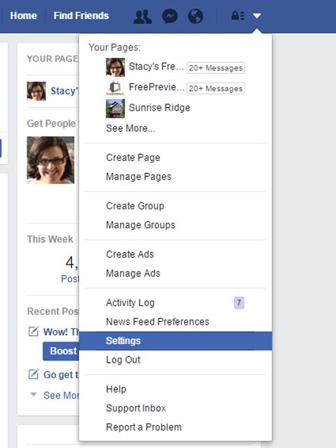 How to remove a facebook application visit your facebook privacy settings ccuart Choice Image