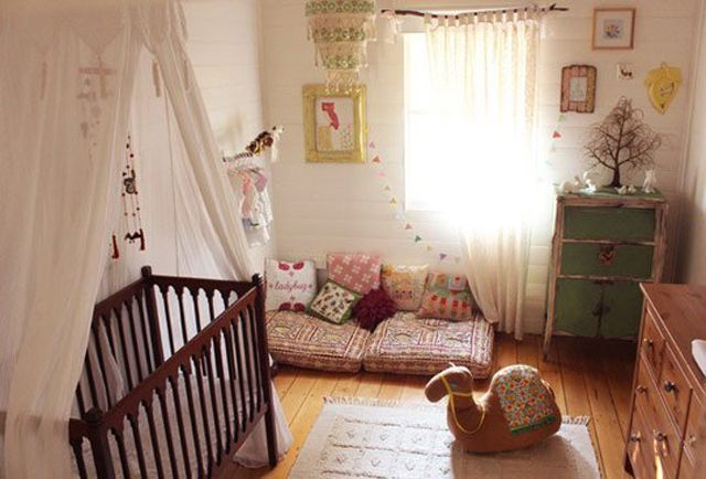 Beautiful Nurseries boho nursery chic: modern nurseries with bohemian charm