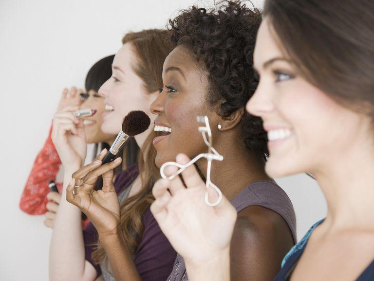 Evening makeup tips