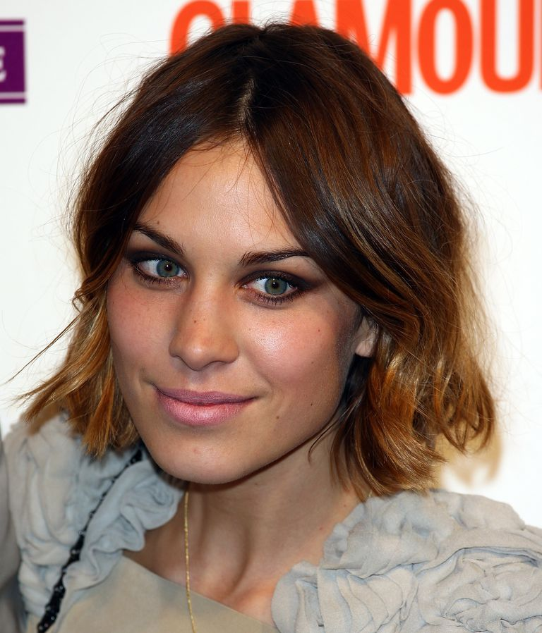 Photos Of Alexa Chungs Best Hairstyles