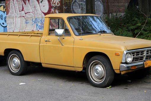 1972 Ford Courier Pickup Truck