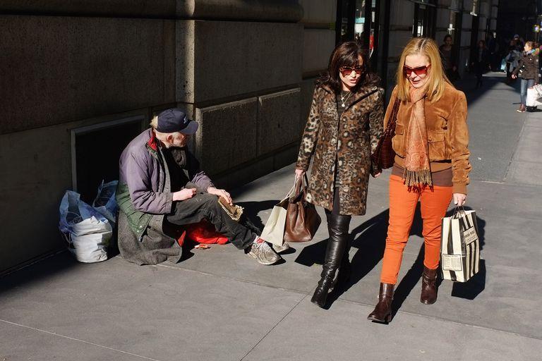 shoppers-homeless trickledown