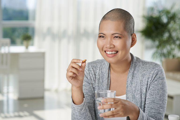 breast cancer patient taking an aromatase inhibitor