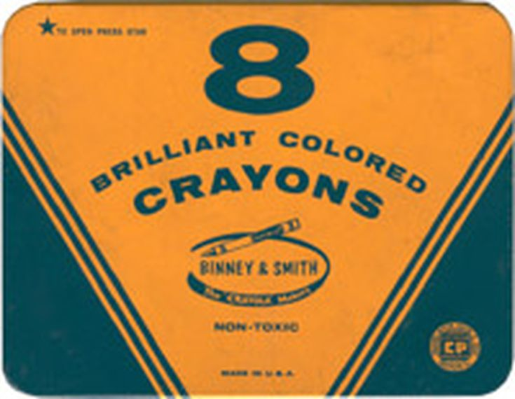collecting crayola tins and collectibles