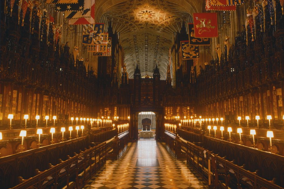 St George S Chapel At Windsor The Complete Guide
