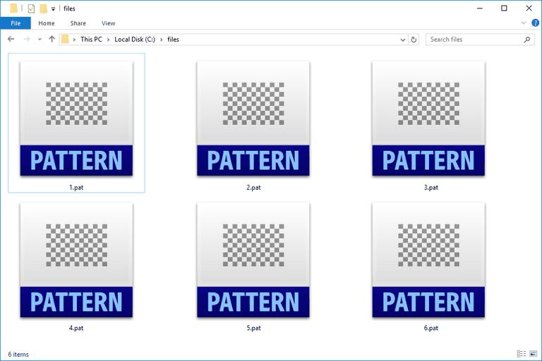 PAT Files