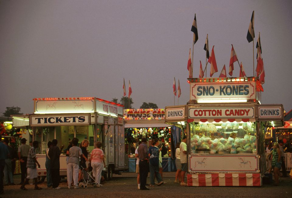 The Rockbridge County Fair