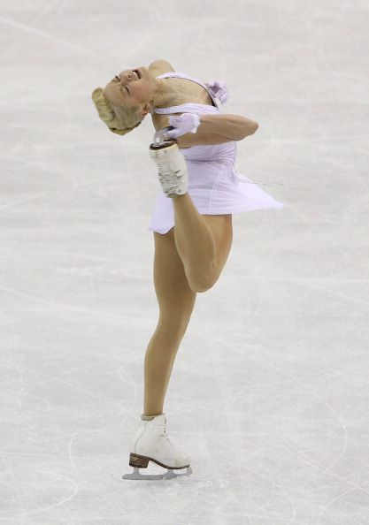 Be the Best Figure Skater Possible