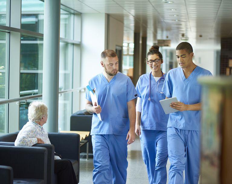 Junior doctors