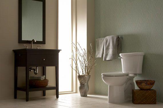 Small Bathroom Idea American Standard