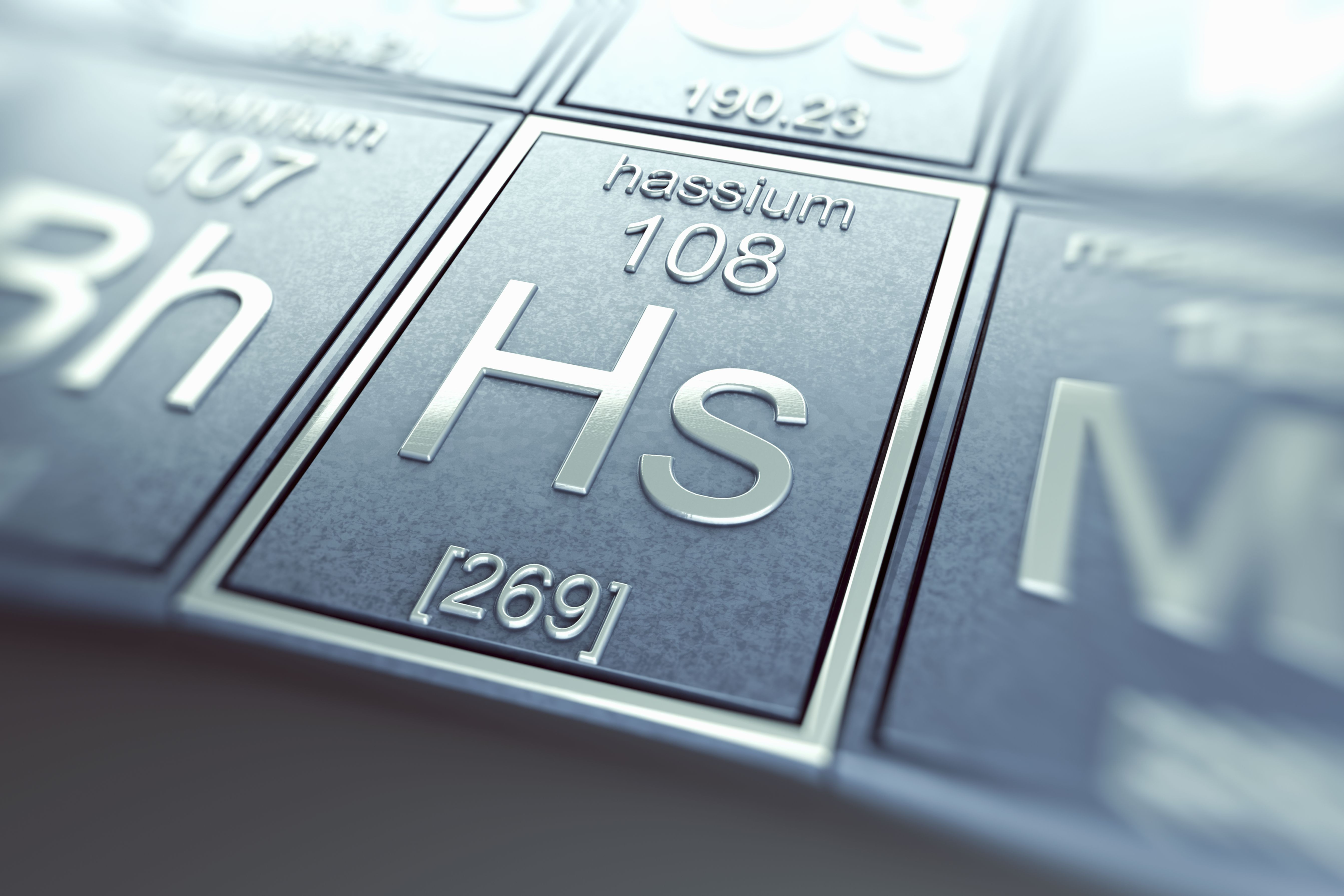 Hassium facts hs or element 108 gamestrikefo Images