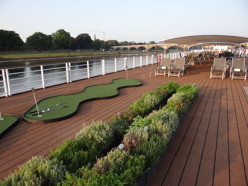 Elbe River Cruise Ships Viking Beyla Viking Astrild - Elbe river