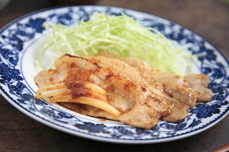 Miso Pork