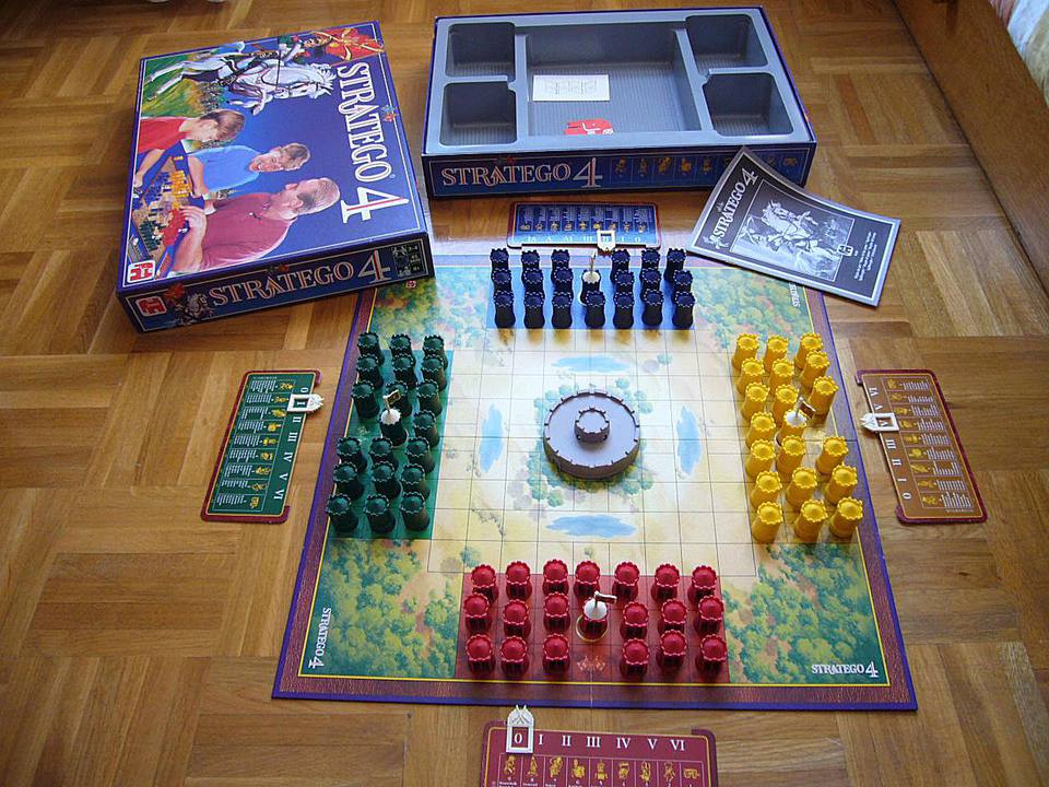 Stratego a 4