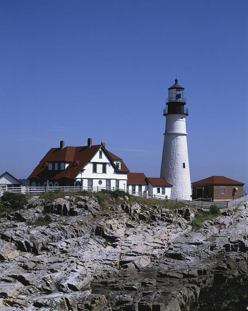 Head Light, Portland, Maine