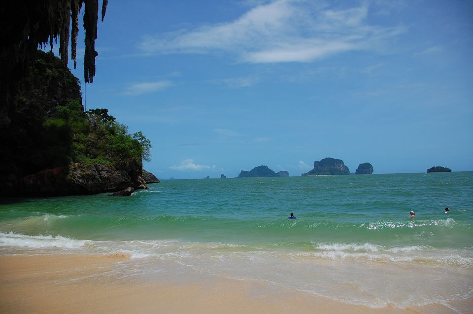 Railay Thailand in Winter