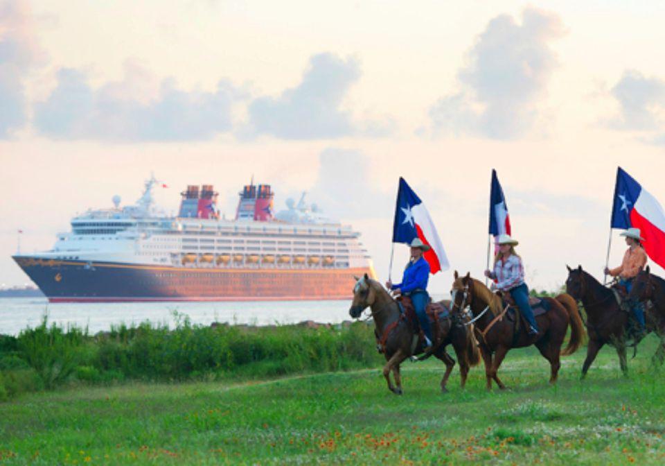 Galveston cruise port