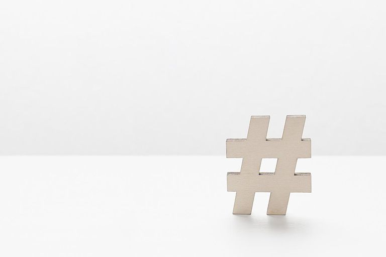 How to Hashtag