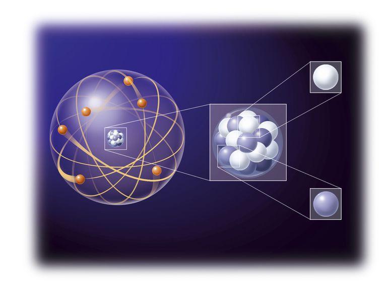 Anatomy of an Atom, Illustration