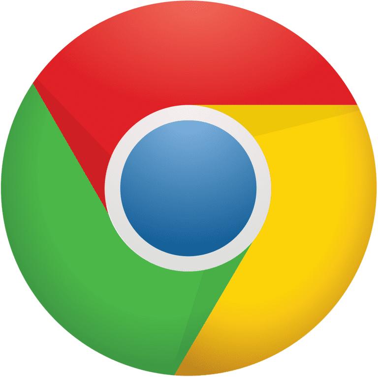 Screenshot of the Google Chrome logo