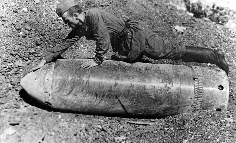 Man-Size Missile