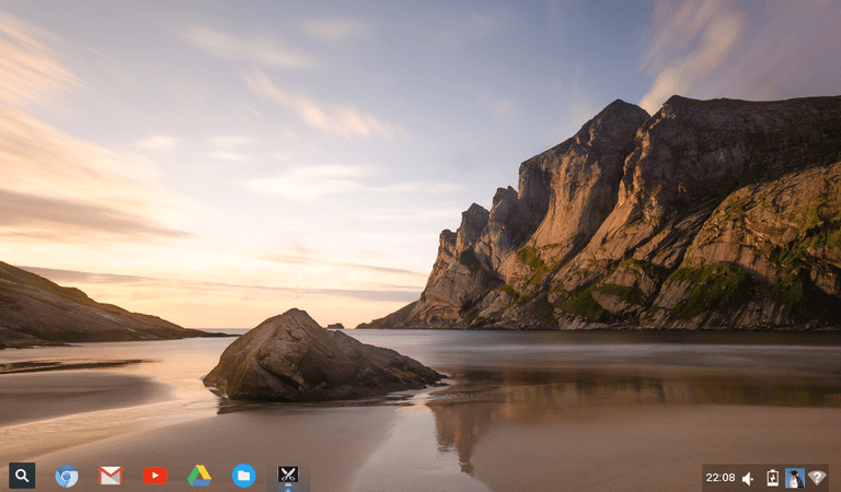 Chromixium Desktop